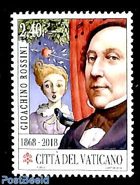 Gioachino Rossini 1v