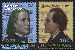 Gustav Mahler, Franz Liszt 2v