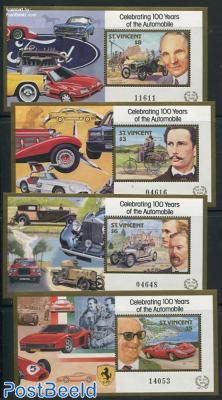 Automobiles 4 s/s