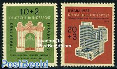 IFRABRA stamp exposition 2v