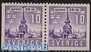 Skansen museum booklet pair