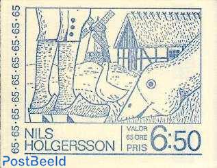 Nils Holgersson booklet