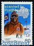 Antarctic treaty 1v