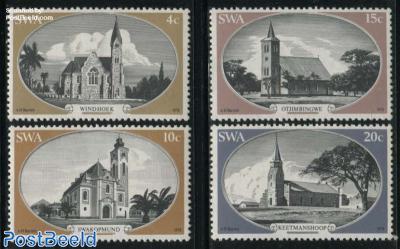 Churches 4v
